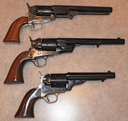 Tuning the Uberti Open Top Revolvers