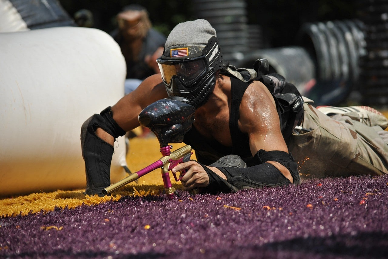 is paintball a sport?