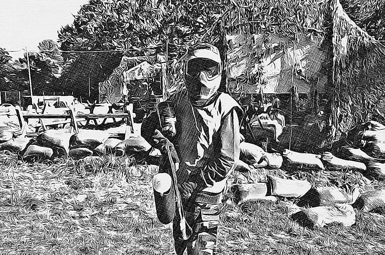 paintball history