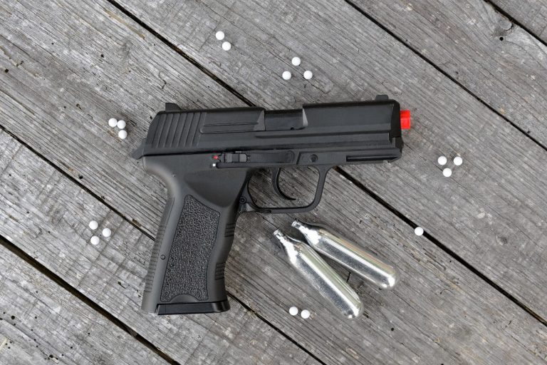 What is an Airsoft Pistol?