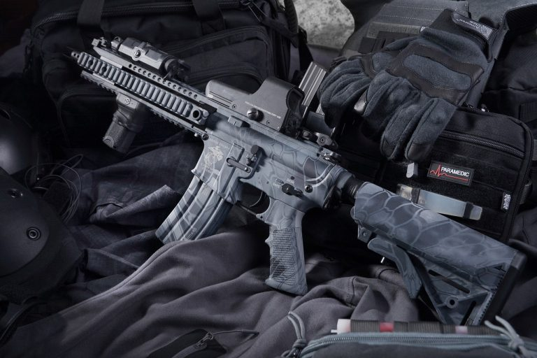 What is an Airsoft Rifle?