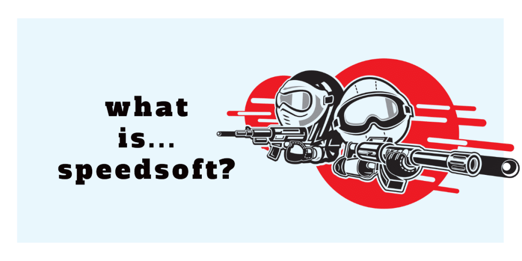what is speedsoft airsoft game