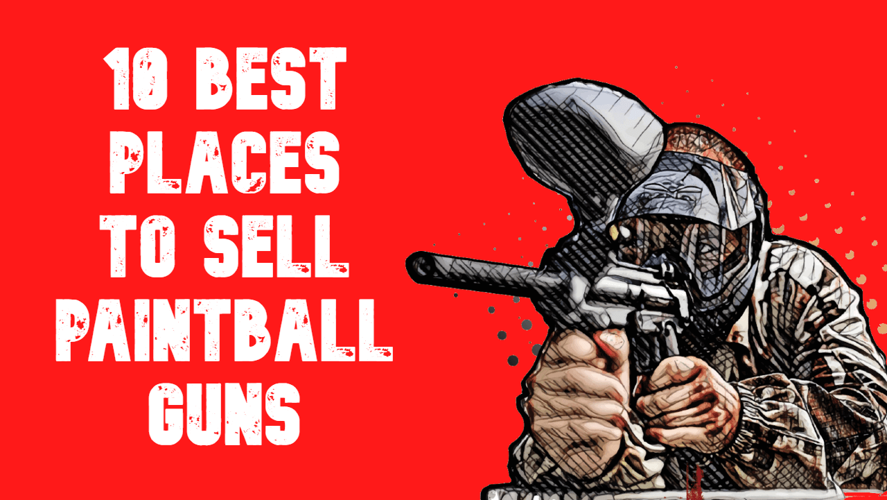 where to sell paintball guns