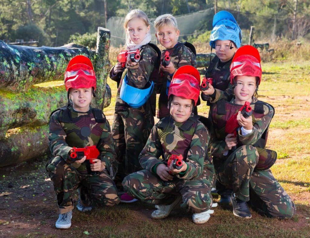 best paintball gun for kids 2021