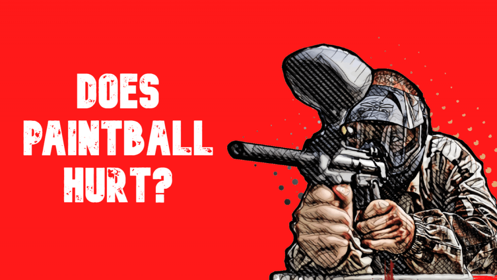 how bad does paintball hurt?
