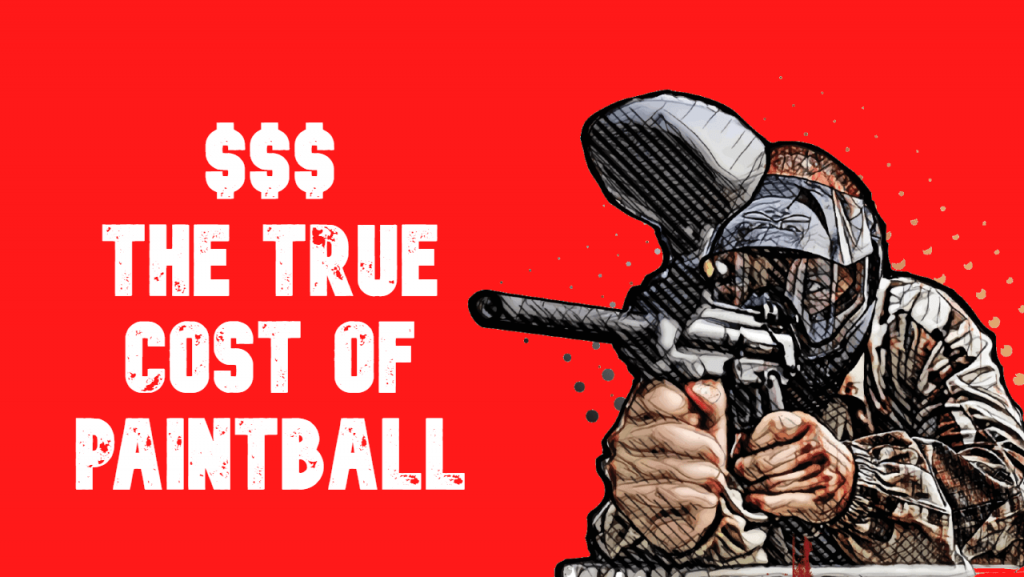 paintball cost
