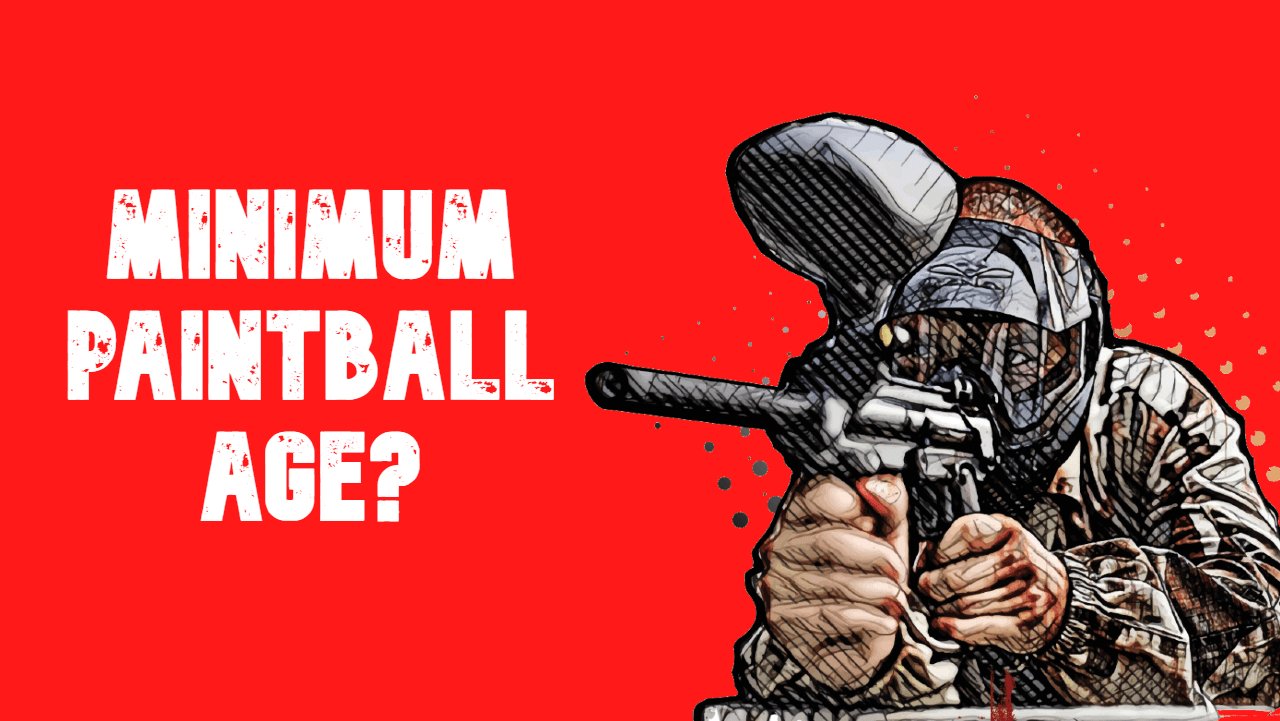 paintball age