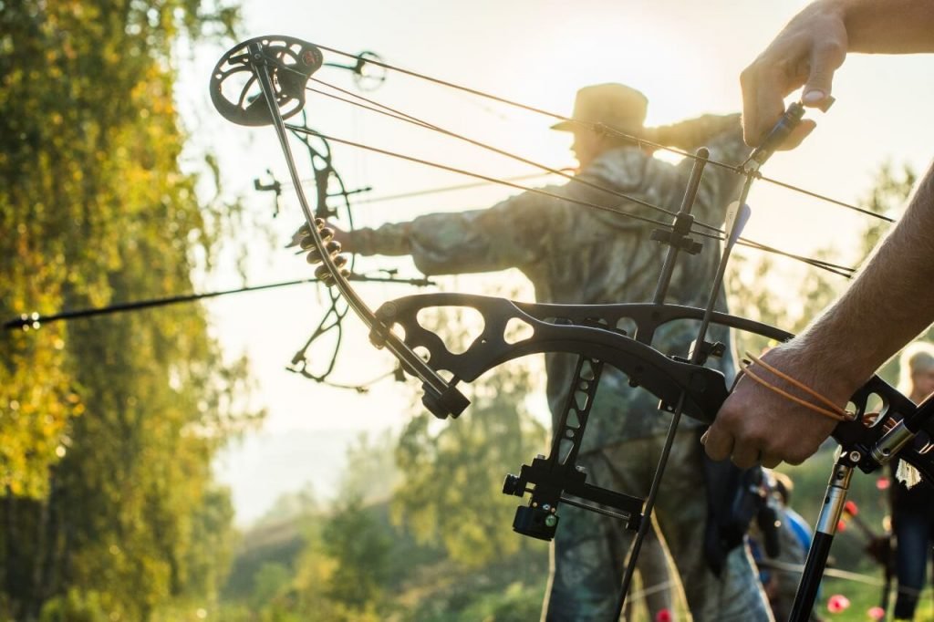 types of bow hunting