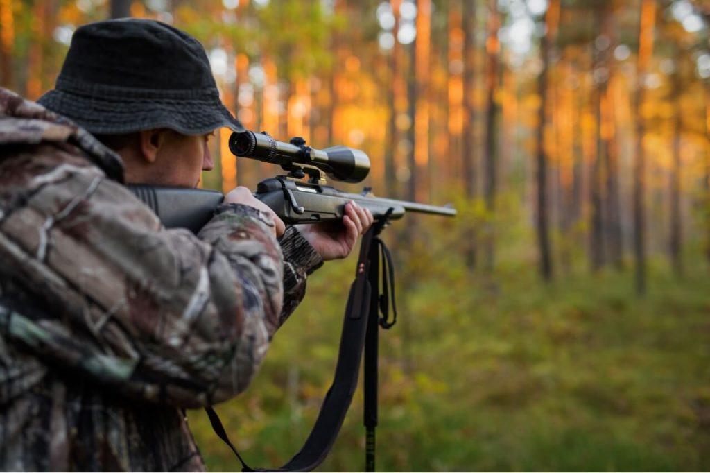 firearm hunting is a type of hunting