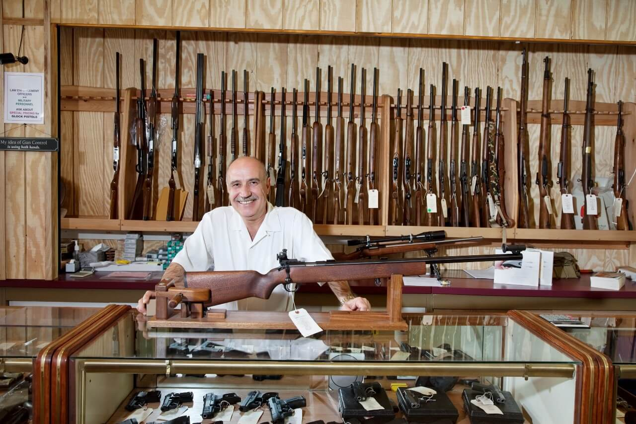 types of hunting rifles