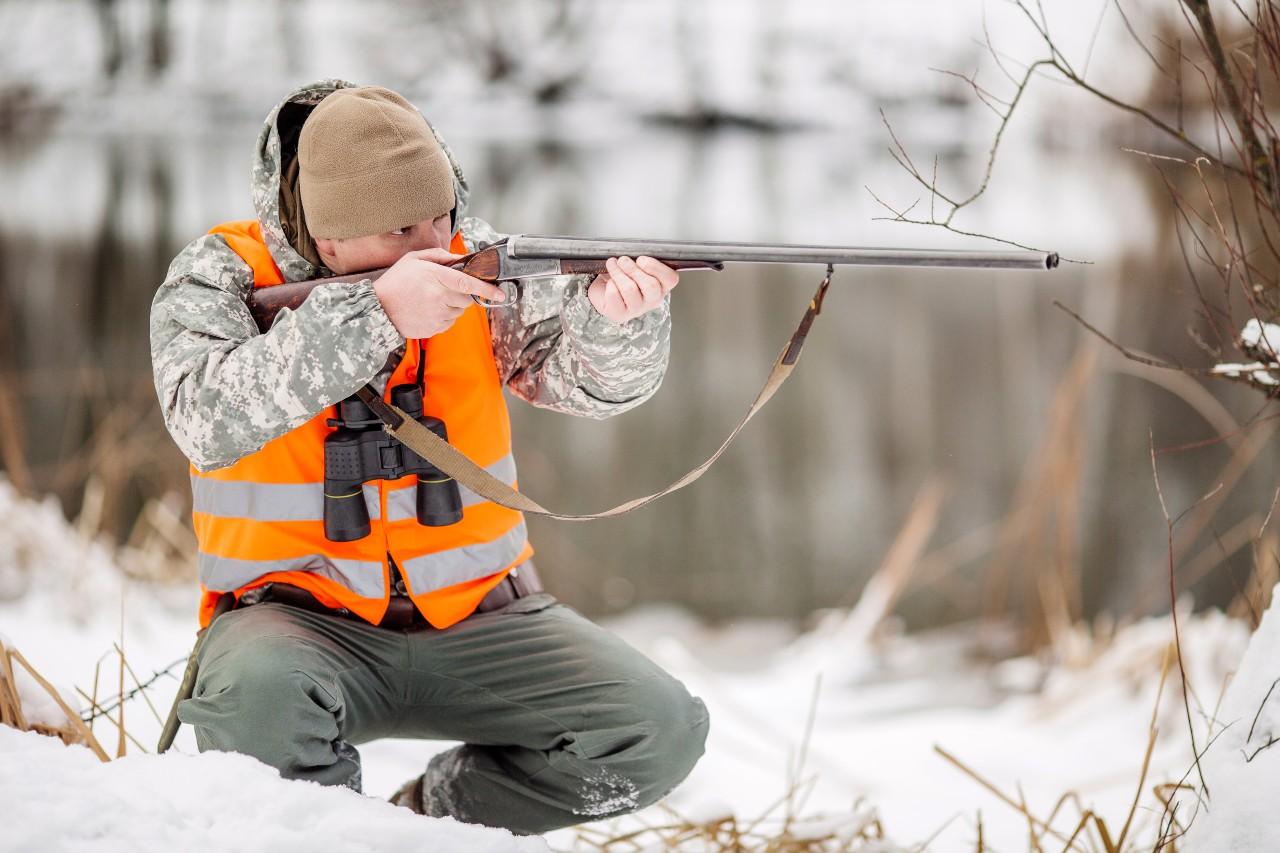 why do hunters wear orange
